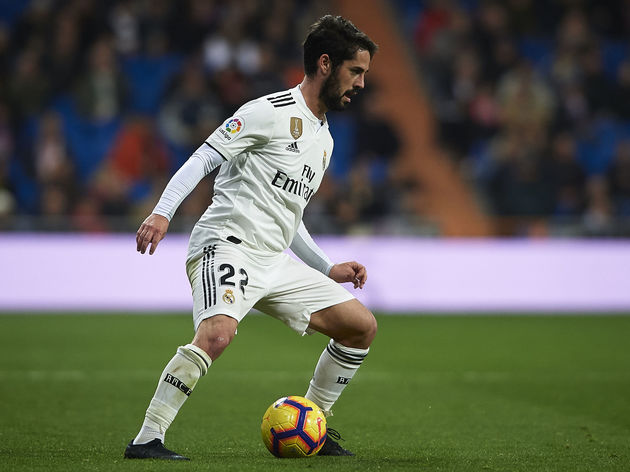 Juventus Focusing To Recruit Isco From Madrid