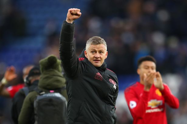 Jordi Cruyff Gives Reasons Behind Solskjaer's Success