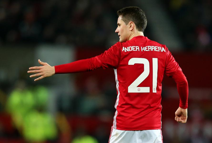 Herrera Will Sign New Contract With United
