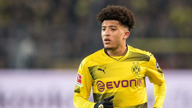 United Ready to Spend 70 Million Pounds For Recruit Sancho