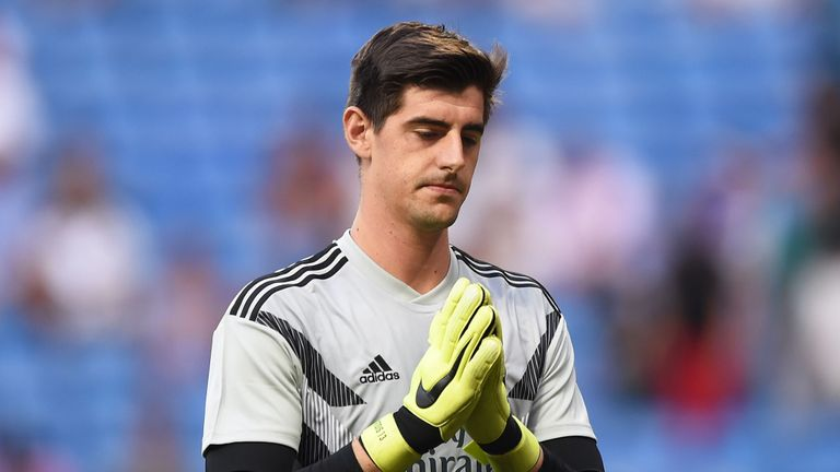 Courtois: We Lose Because We Can't Keep Our Rhythm