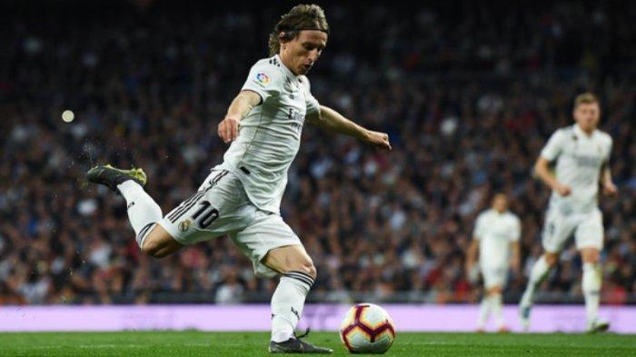 Modric Will Leave Madrid Next Summer