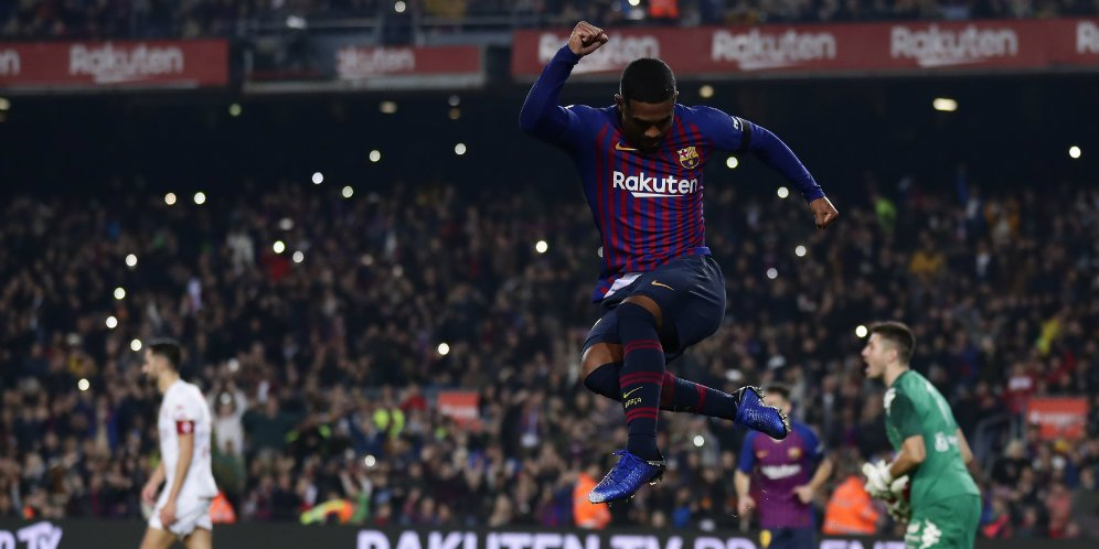 Barcelona Benchmark 50 Million Euros for Malcom