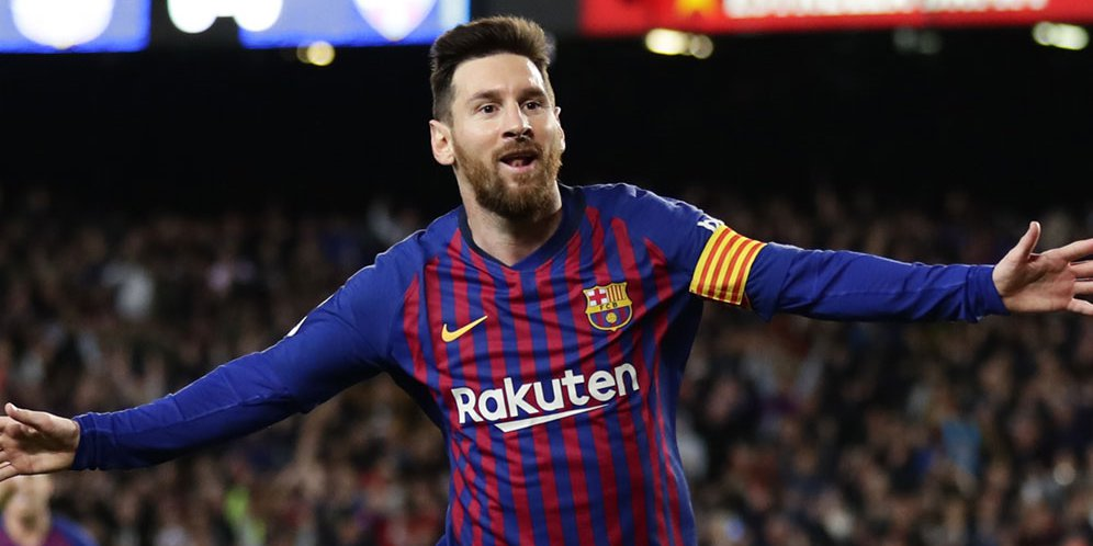 Lionel Messi Wins His Sixth European Gold Shoe Title!
