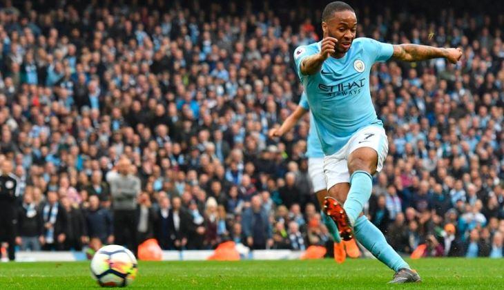 Striker Raheem Sterling Dikabarkan Akan Menjadi Pemain Dengan Gaji Tertinggi Di Liga Inggris Musim Ini