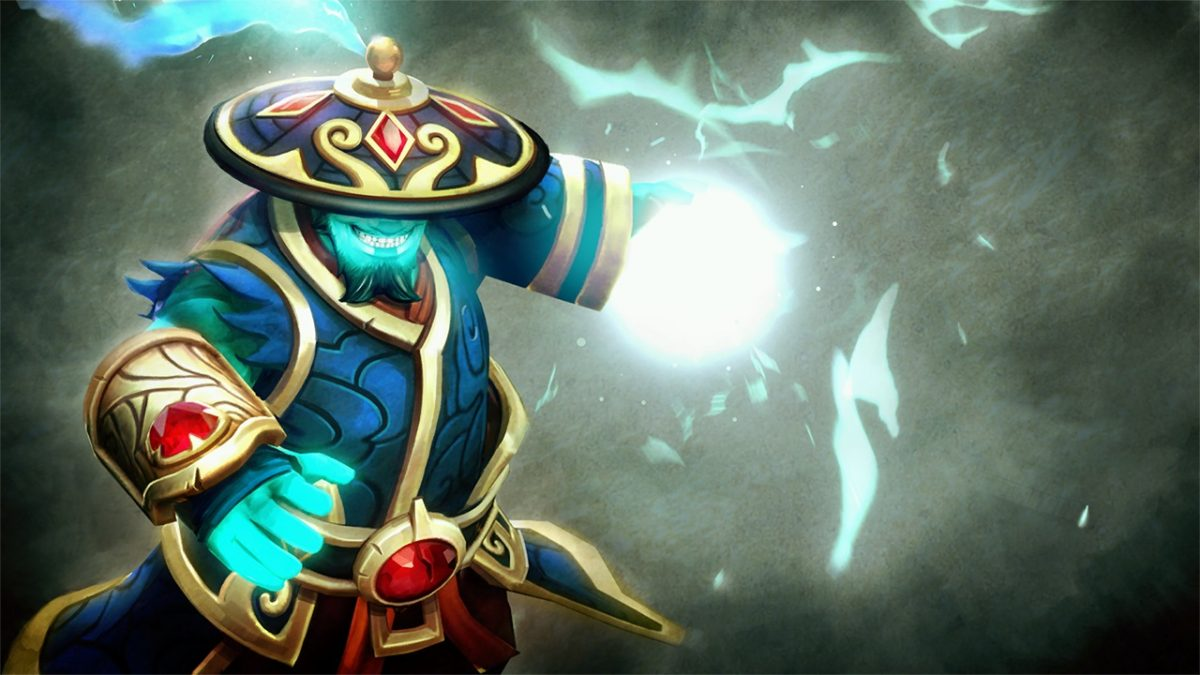 Review Hero Storm Spirit Dalam Game Dota 2