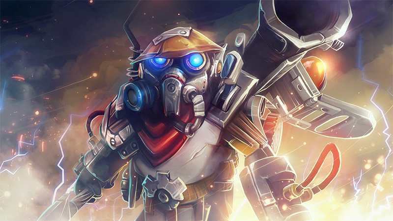 Review Hero Clockwerk Dalam Game Dota 2