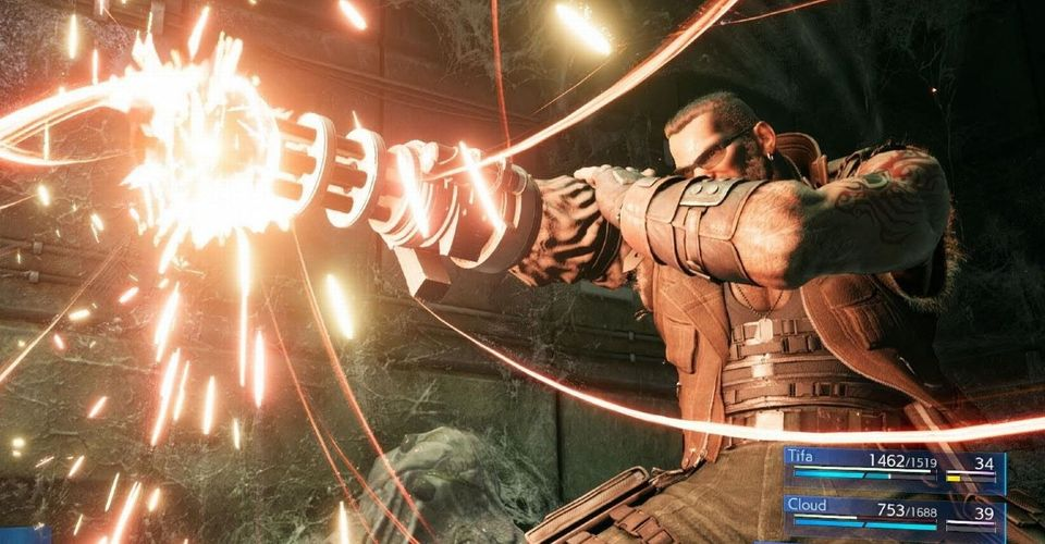 Final Fantasy 7 Remake Bagaimana Cara Membuka Limit Breaks