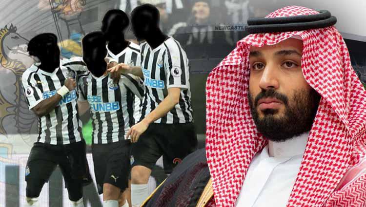 Batal Dibeli Pengeran Arab Saudi, Newcastle Gagal Menjadi Klub Kaya