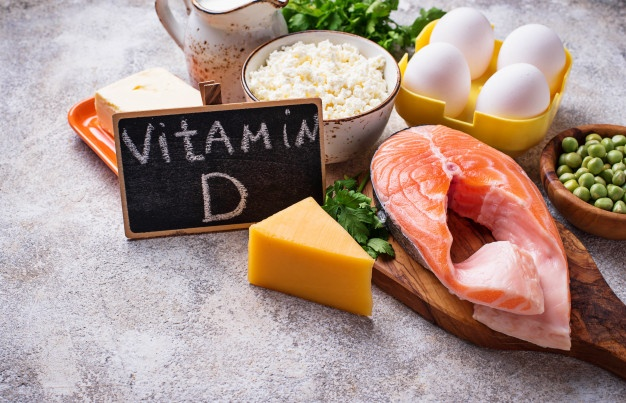 Sumber Vitamin D Selain dari Sinar Matahari