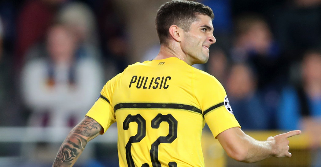 Pulisic Giving Sign To Join Liverpool ?