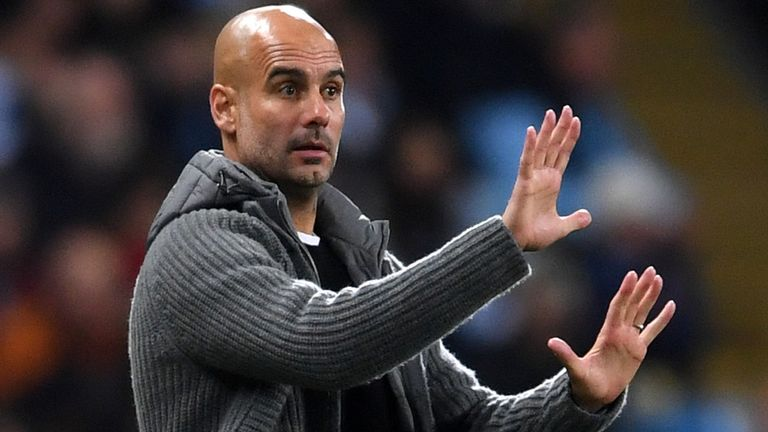 Guardiola Want Sterling To Keep Play At Club