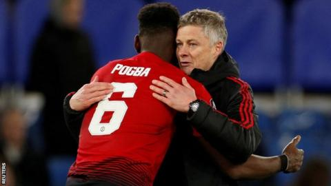 Paul Pogba Agree If Solskjaer Become Permanent Coach In United