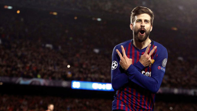 Pique Said That Messi Can Bring Barcelona To The Next Level
