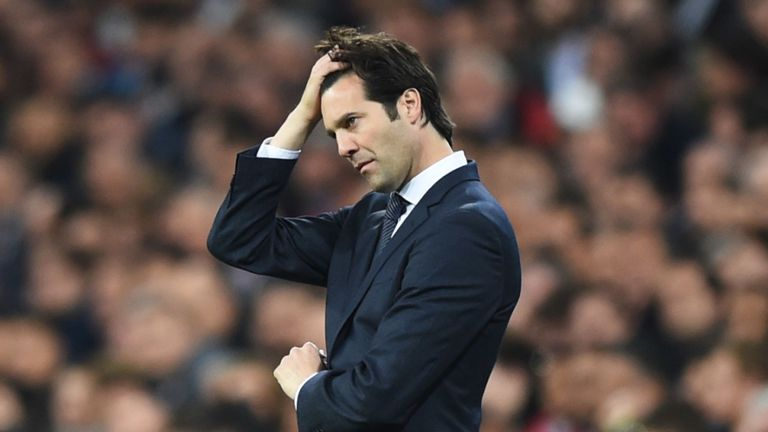 Santiago Solari Will Be Fired By Real Madrid Management