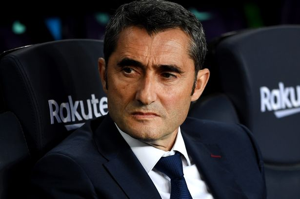 Ernesto Valverde: Manchester United Is Superior Club In England