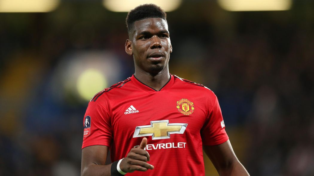 Pogba: I Want United Finish In Fourth Place  !