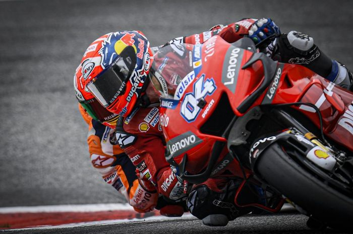 Dovizioso dan Marquez Kembali Berduel di MotoGP Austria 2019 !