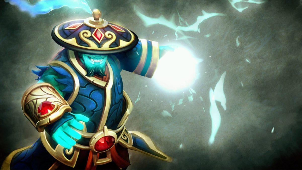 Review Hero Storm Spirit Dalam Game Dota 2