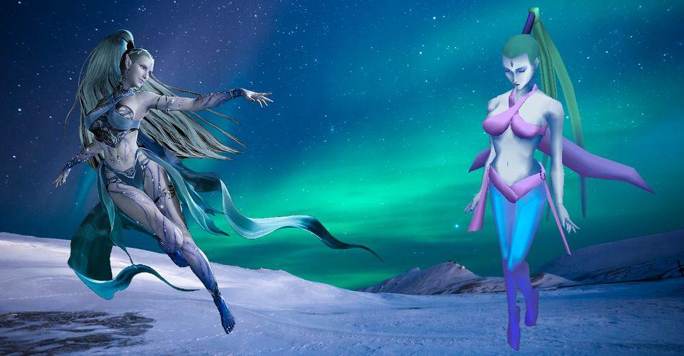 Cara Mengalahkan Shiva Final Fantasy 7 Remake