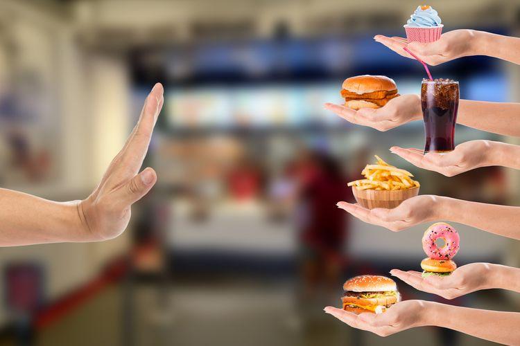 Awas Hindari 5 Makanan Penyebab Perut Buncit Anda!