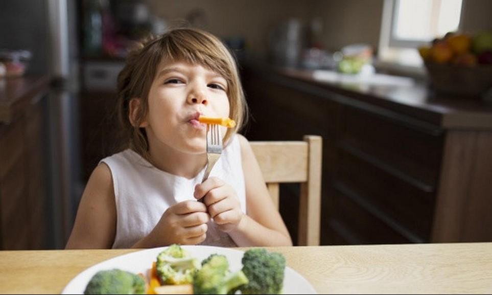 Inilah Tips Agar Anak Anda Jadi Doyan Makan Sayuran