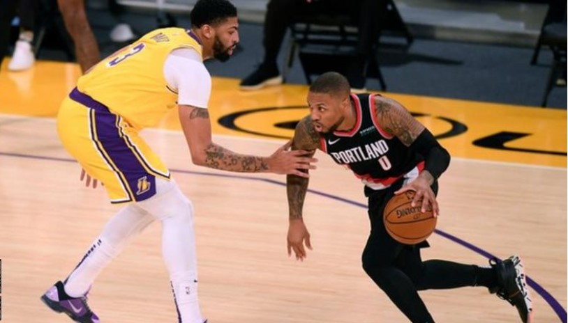 NBA: LA Lakers kalah dari Portland saat Atlanta Hawks Mengatasi Detroit Pistons