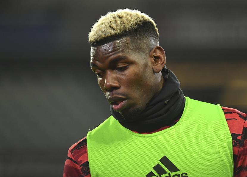 Tawaran PSG Terlalu Rendah, MU Enggan Lepas Paul Pogba!